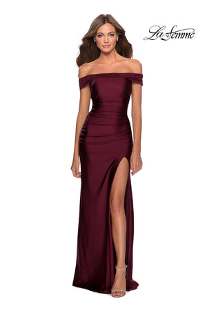 LAFEMME PROM DRESS #28506