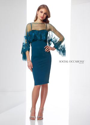 SOCIAL OCCASIONS DRESS #217852