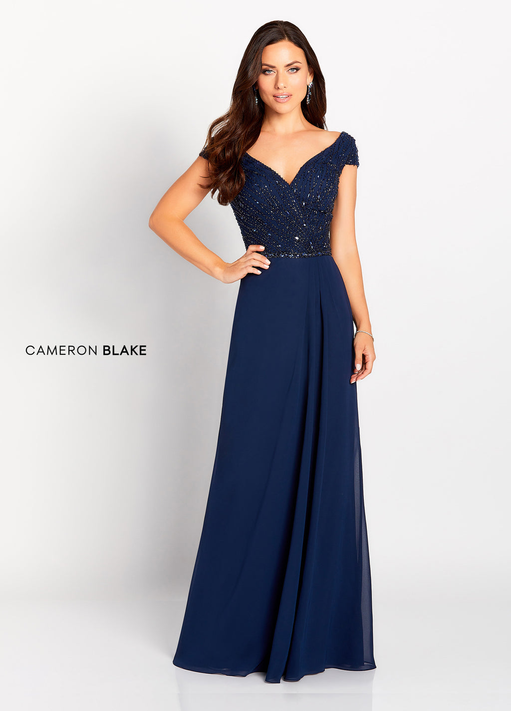 Cameron Blake mother of bride dress 119641