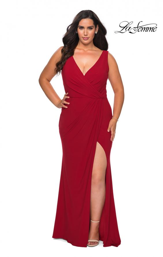 LAFEMME PROM DRESS #28882