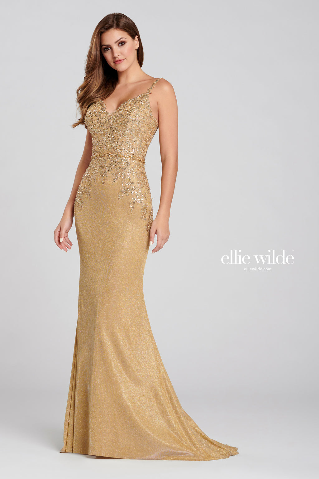 ELLIE WILDE PROM DRESS #EW120062