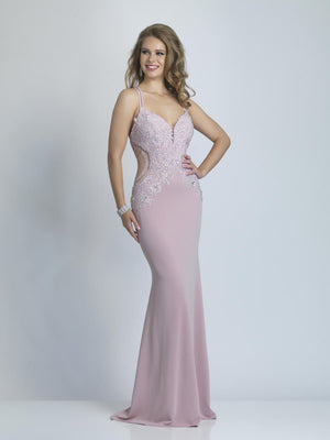 DAVE AND JOHNNY PROM DRESS #9430