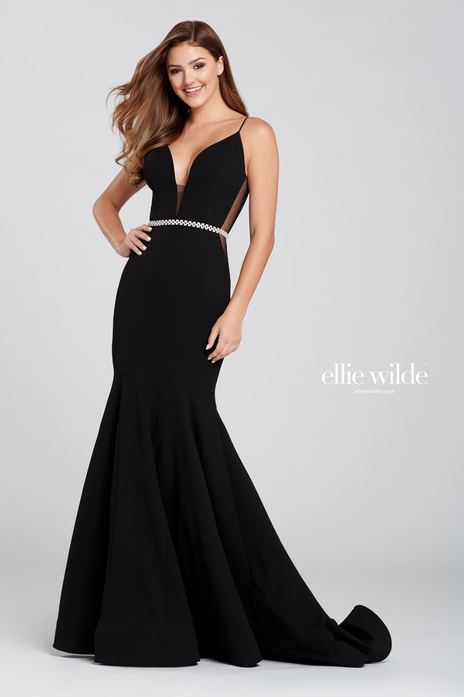 ELLIE WILDE PROM DRESS #EW120083