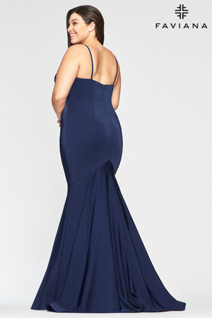 FAVIANA PROM DRESS #9489