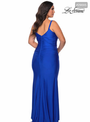 LAFEMME PROM DRESS #29005