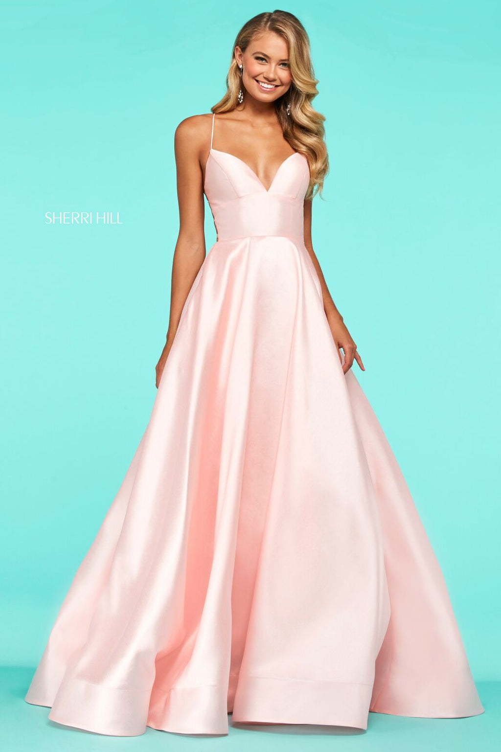 SHERRI HILL PROM DRESS #53661