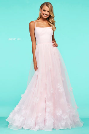 SHERRI HILL PROM DRESS #53708