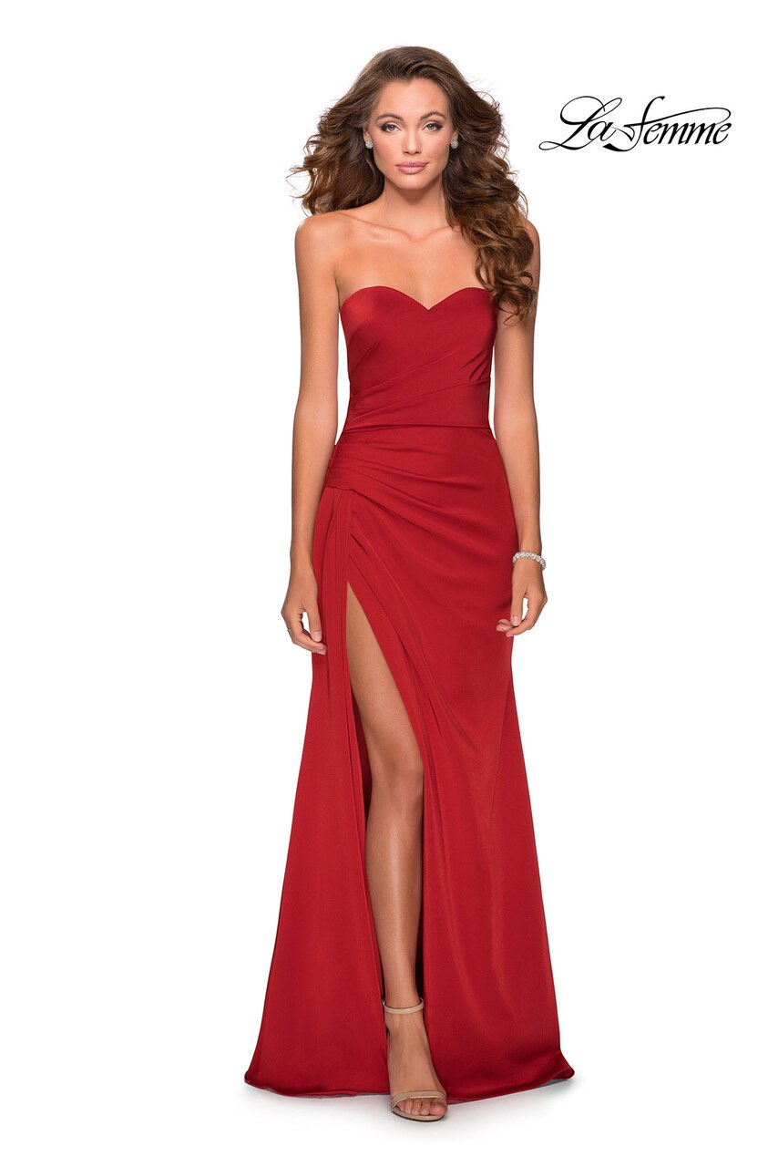 LAFEMME PROM DRESS #28334