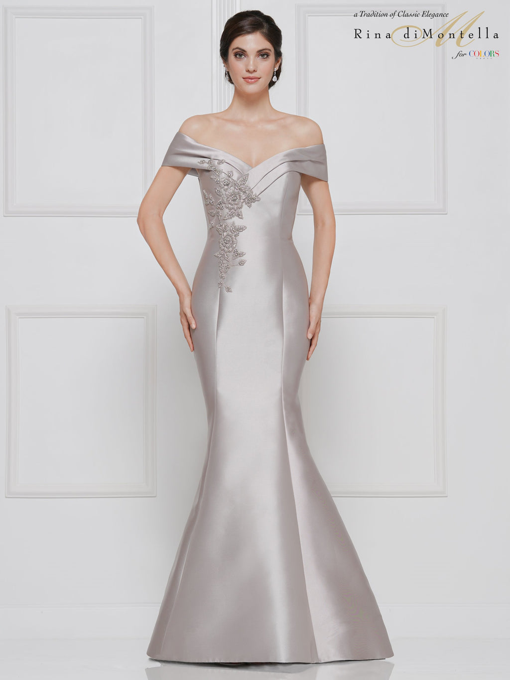 RINA DIMONTELLA BY COLORS GOWN #rd2602