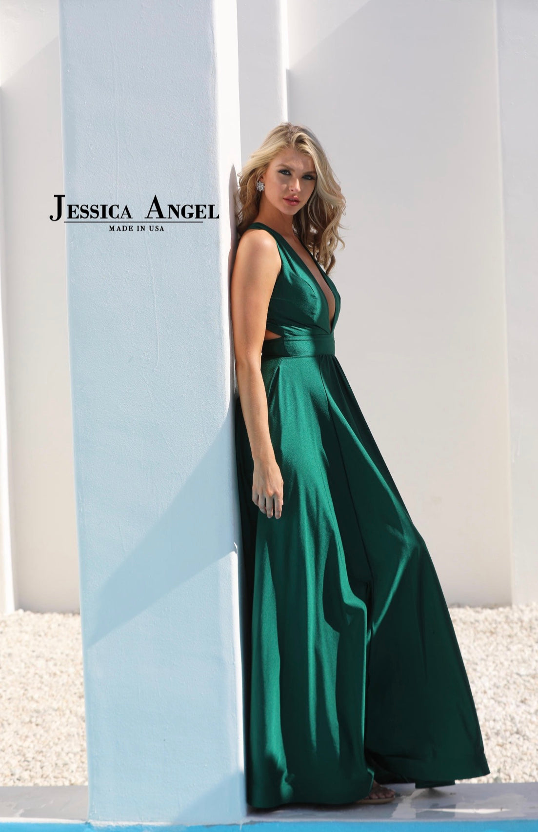 JESSICA ANGEL PROM DRESS #385