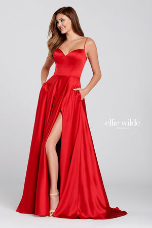 ELLIE WILDE PROM DRESS #EW120091