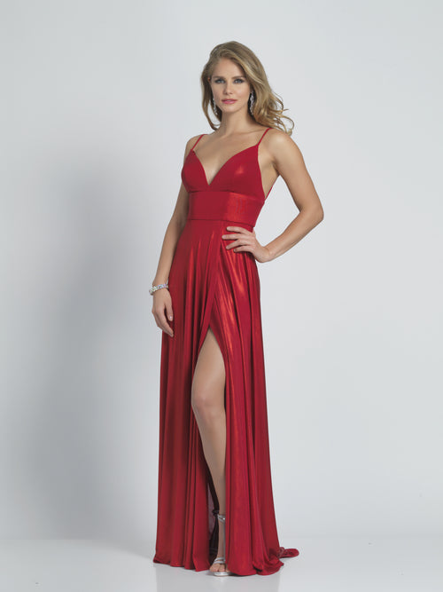 DAVE AND JOHNNY PROM DRESS #9141