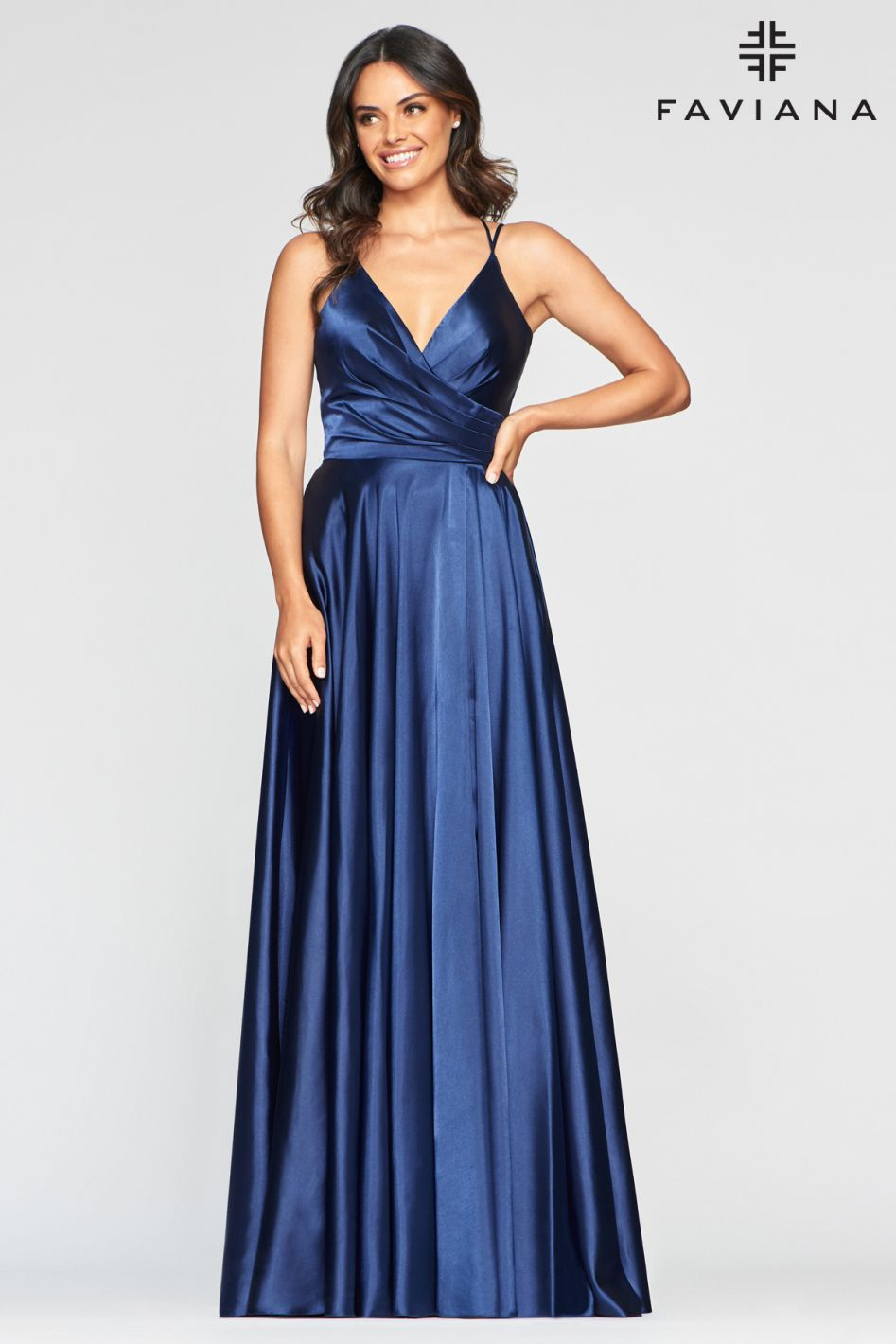 FAVIANA PROM DRESS #s10429