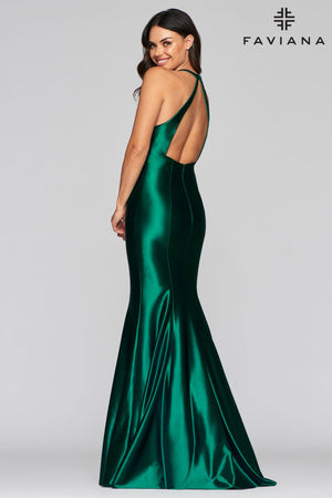 FAVIANA PROM DRESS #s10412