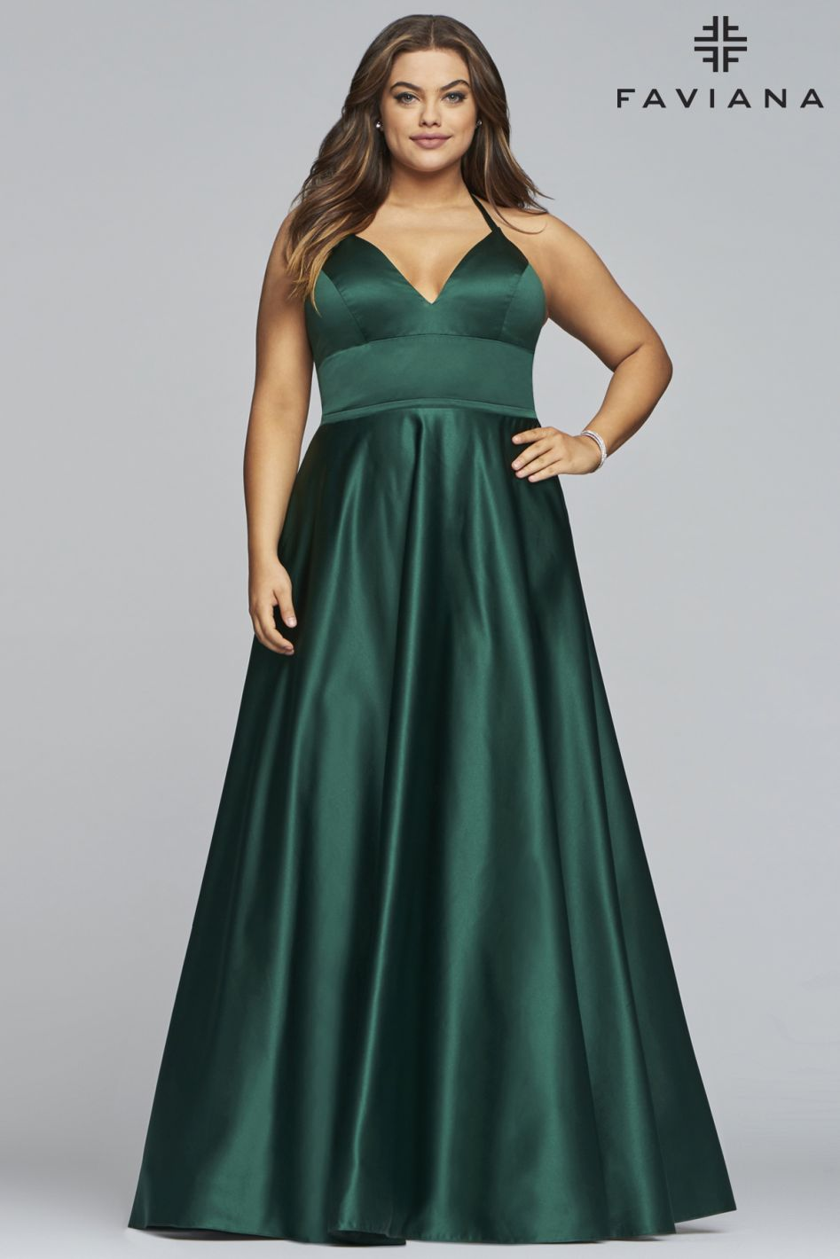 FAVIANA PROM DRESS #9466