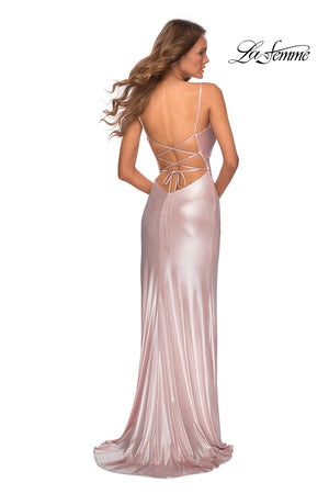 LAFEMME PROM DRESS #28449