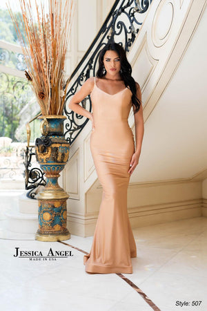 JESSICA ANGEL PROM DRESS #507