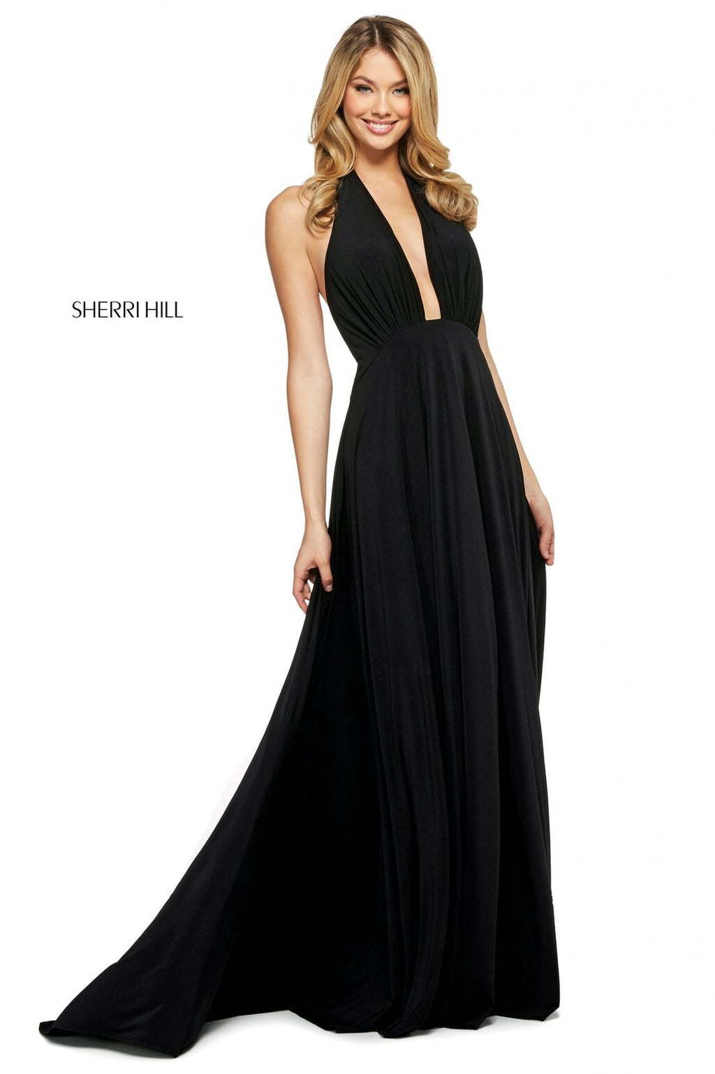 SHERRI HILL PROM DRESS #53577