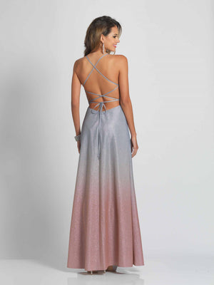 DAVE AND JOHNNY PROM DRESS #9412