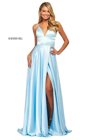 SHERRI HILL PROM DRESS #53498