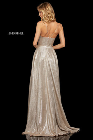 SHERRI HILL PROM DRESS #52977