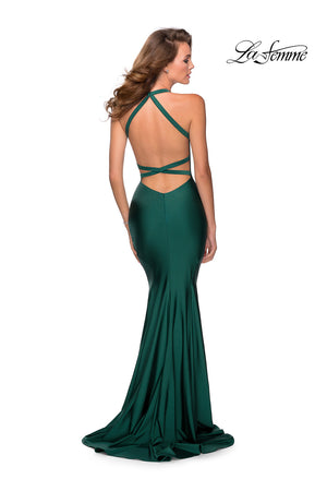LAFEMME PROM DRESS #28579