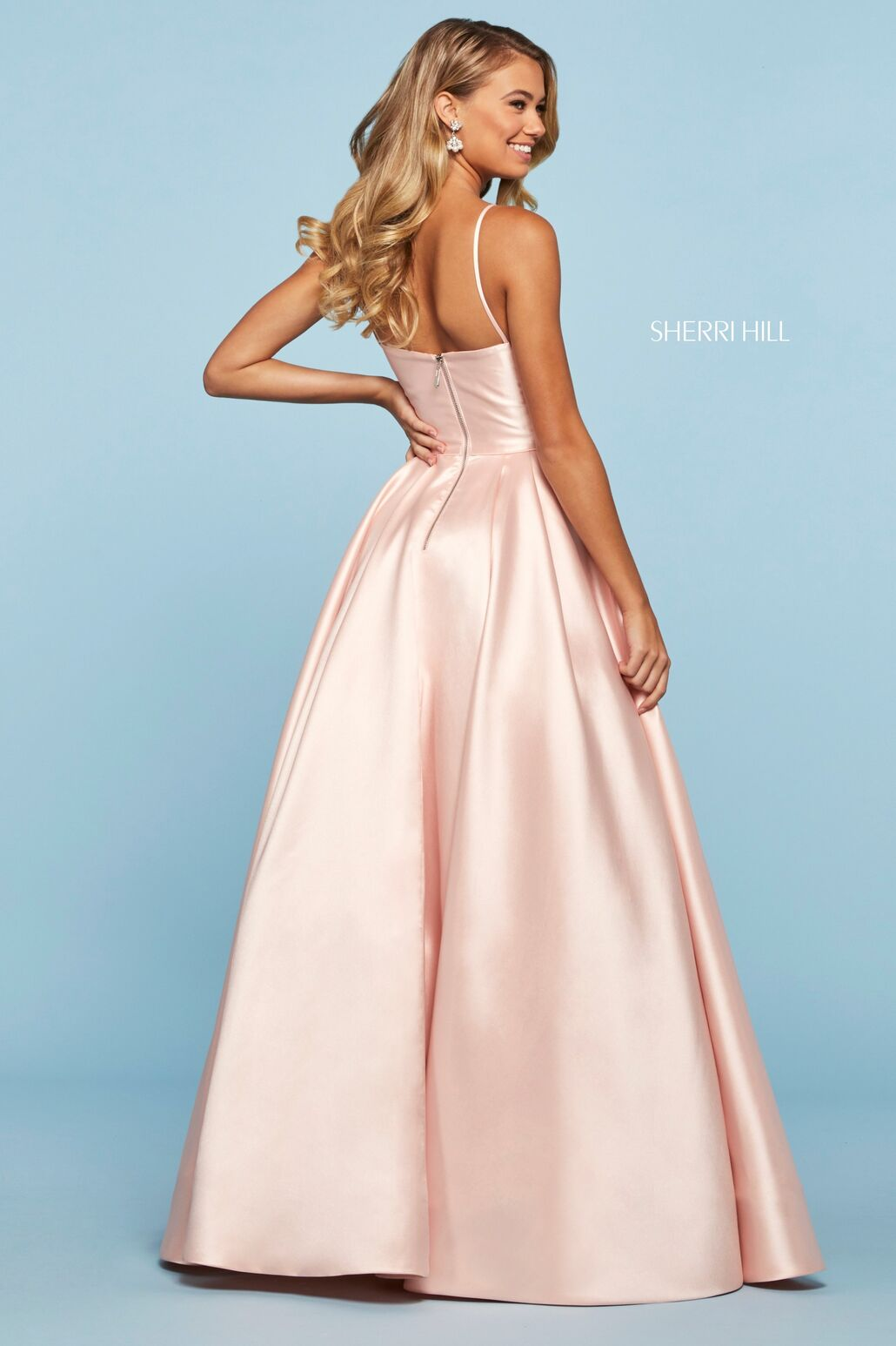 SHERRI HILL PROM DRESS #53407