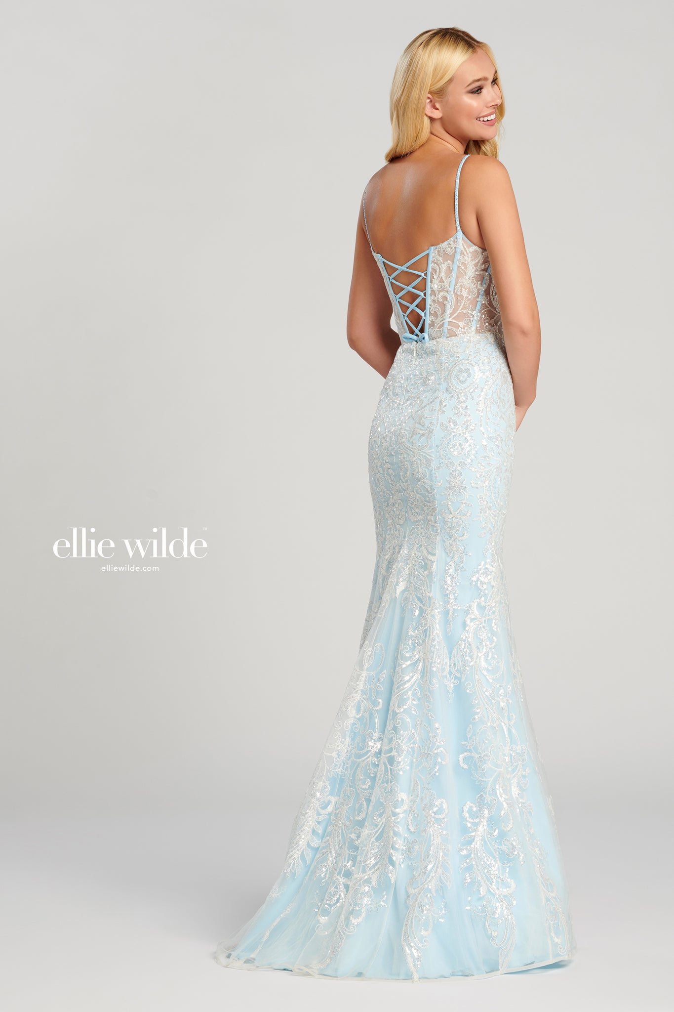 ELLIE WILDE PROM DRESS #EW120142