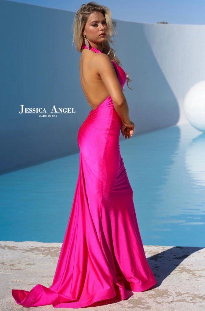 JESSICA ANGEL PROM DRESS #758