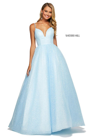 SHERRI HILL PROM DRESS #53665