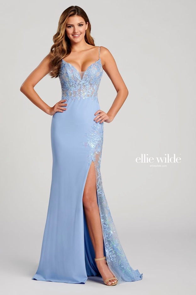 ELLIE WILDE PROM DRESS #EW120038