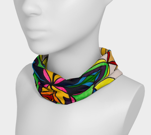 Headband - Colorful Graphic Design
