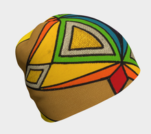 Load image into Gallery viewer, Fashionable Vibrant Colored Beanie. Our super comfortable, relaxed fit beanie. Perfect for when it gets chilly or to help out on those rare bad hair days! Comes in sizes Adult to Baby.