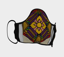Load image into Gallery viewer, Reusable Cotton Sateen Face Mask - Graphic Print Design