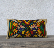 Load image into Gallery viewer, Pillow Case - Triquadual Design