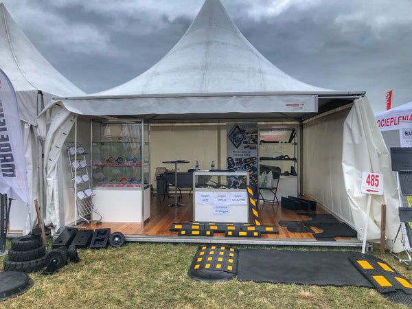 KRM-Trade na targach Agro-Show 2019 Bednary