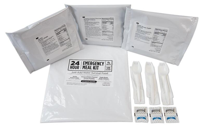 Emergency Meal Kit - 1 Day [5 PACK]-Emergency Kit Refill-Mayday-MASKLaLa
