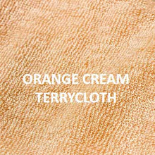 Load image into Gallery viewer, Custom - 2 Layer Earloop Face Mask (200 Pieces)-Bulk-MASKlala-Orange Cream Terrycloth 80/20-MASKLaLa