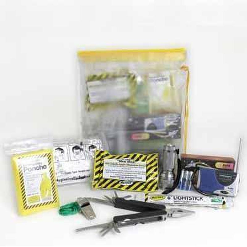 Waterproof Emergency Unit-Emergency Kit-Mayday-MASKLaLa