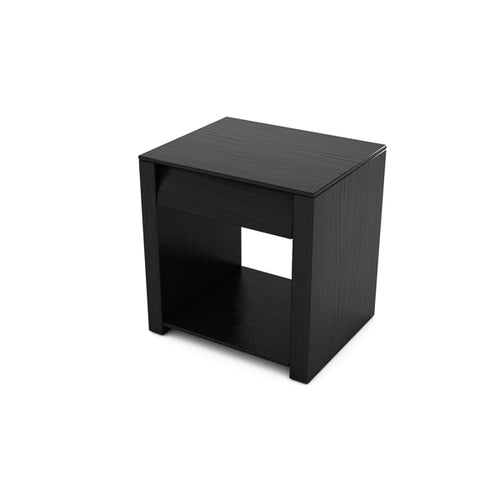 BEDSIDE TABLE (EBONY) - BS02