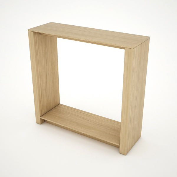CONSOLE TABLE (OAK) - CO01