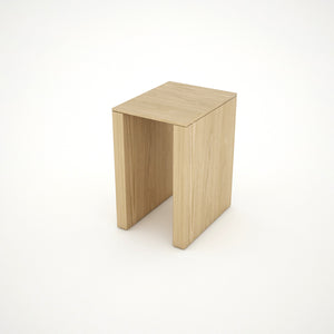 SIDE TABLE (OAK) - ST01