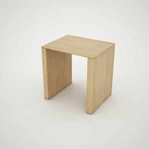 SIDE TABLE (OAK) - ST02