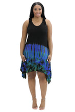 Load image into Gallery viewer, Spandex Tie Dye Dress w/ Pockets SP19