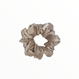 Scrunchie pure soie Eco-luxe Sēda+Co. - Caramel
