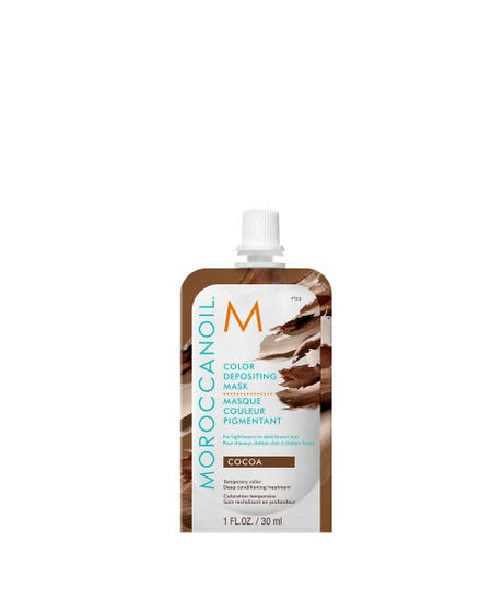 Masques couleur pigmentant: CACAO 30ML  GLAM-EXTENSIONS.COM
