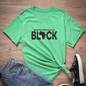 Unapologetically Black T Shirt