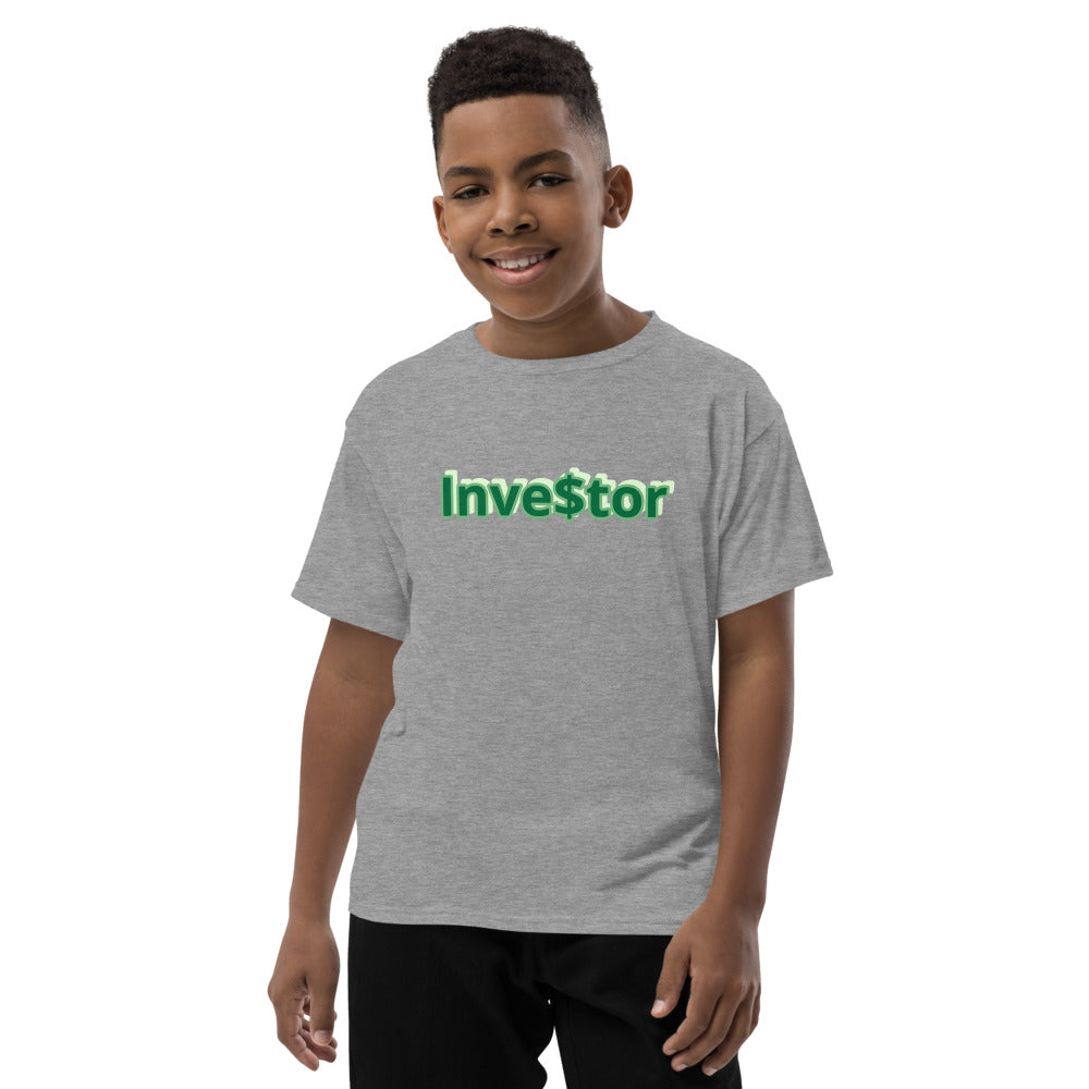 Investor Youth T-Shirt