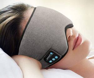 Wireless Bluetooth Sleep Mask - The World's Best Sleep Mask - Giftbuzz.com