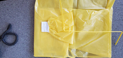 CARTON Level 1 Gown Pack of 100.
